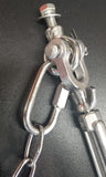 Stainless Steel Double Turnbuckle Kit
