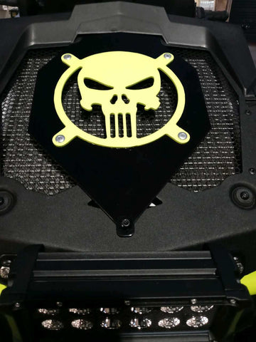 Punisher Radiator Cover for CAN AM XMR 2016 - 2020