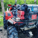 COBRA RACK for ALL CANAM with LINQ Using Metal Base as picture on this product.