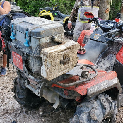 COBRA RACK for ALL CANAM with LINQ