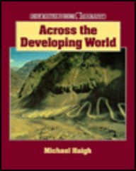 Across the Developing World Pupil's book (New Routes in Geography)