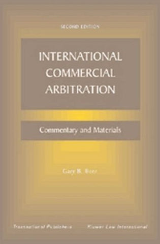 International Commercial Arbitration, Second Edition (Three Volume Set)