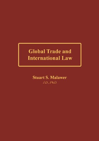 Global Trade and International Law