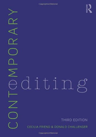 Contemporary Editing