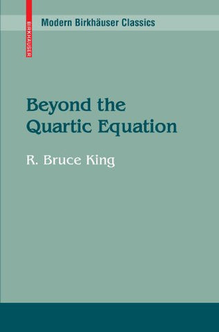 Beyond the Quartic Equation (Modern Birkhäuser Classics)