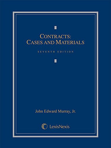 Contracts: Cases and Materials (2015)