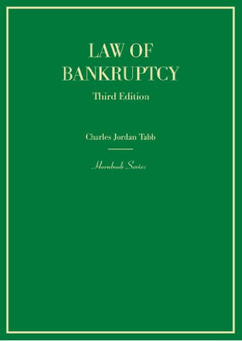 Law of Bankruptcy, 3rd (Hornbook Series)