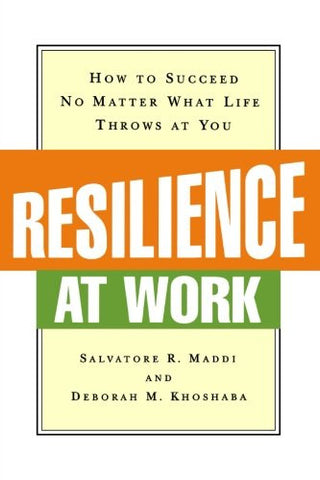 Resilience at Work: How to Succeed No Matter What Life Throws at You