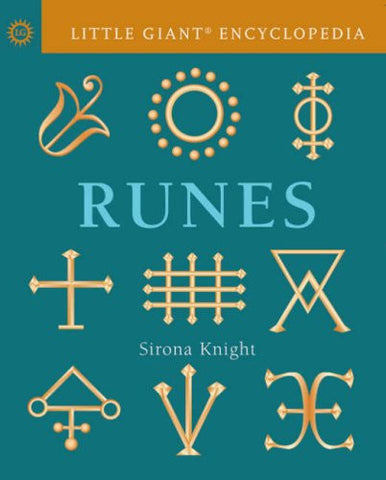 Little Giant Encyclopedia: Runes (Little Giant Encyclopedias)