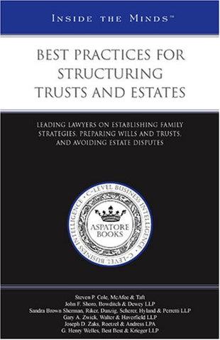 Best Practices for Structuring Trusts and Estates