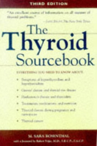 The Thyroid Sourcebook (5th Edition) (Sourcebooks)
