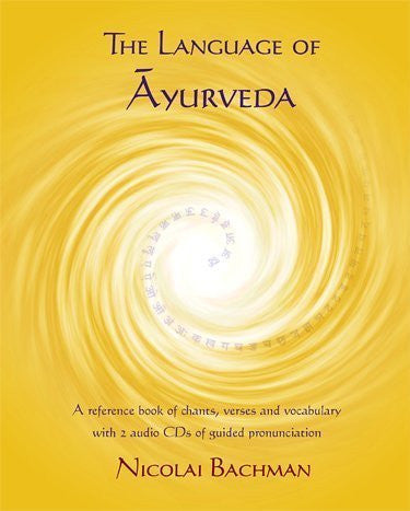 Language of Ayurveda