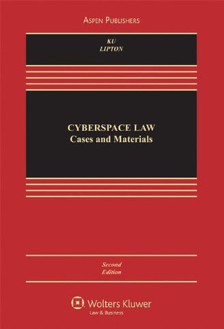 Cyberspace Law: Cases and Materials, Second Edition (Casebook)