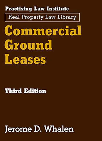 Commercial Ground Leases