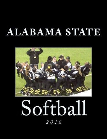 Alabama State Softball 2016