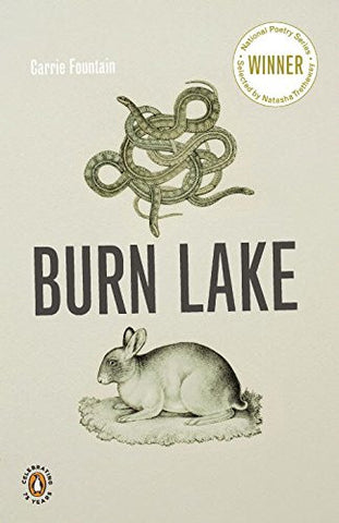 Burn Lake (National Poetry Series)