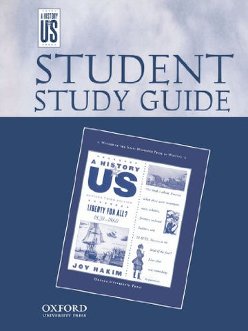 A History of US: Student's Guide, Liberty for All? (A History of Us)