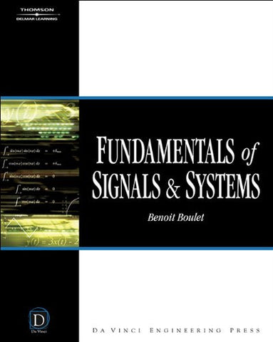 Fundamentals of Signals and Systems (Electrical and Computer Engineering; Book & CD-ROM)