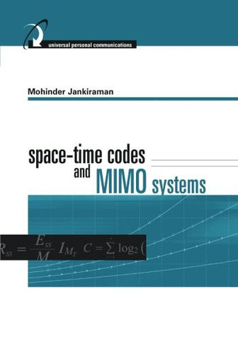 Space-Time Codes and MIMO Systems