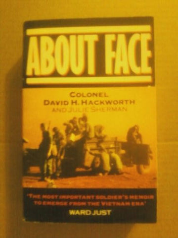 About Face: The Odyssey of an American Writer