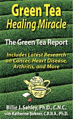 Green Tea Healing Miracle