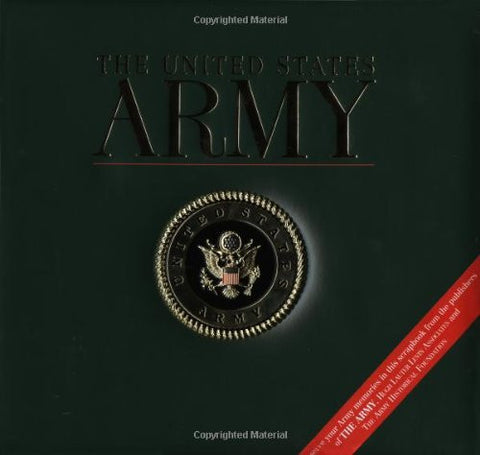 United States Army Scrapbook (Military Scrapbook Series)