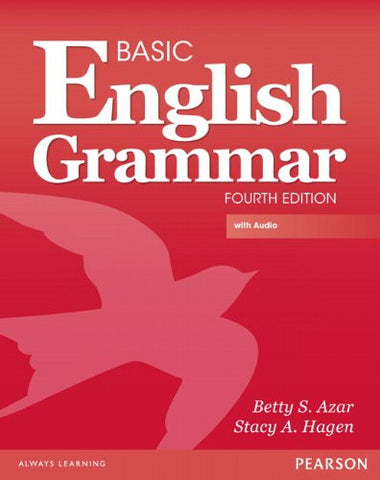 Basic English Grammar with Audio CD, without Answer Key: (4th Edition)