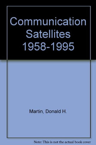 Communication Satellites, 1958-1995