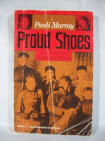 Proud Shoes (Black Women Writers Series)