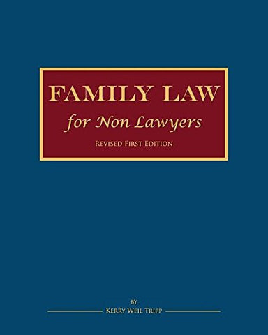 Family Law for Non-Lawyers
