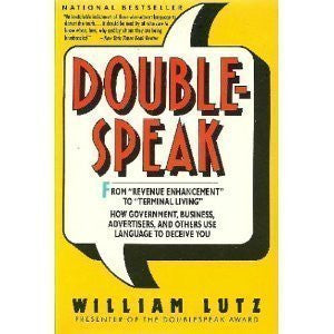 Doublespeak (Rebel Reads)