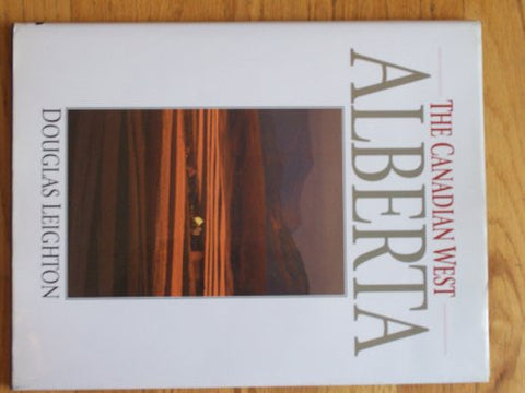 Alberta the Canadian West-Foothills Cover