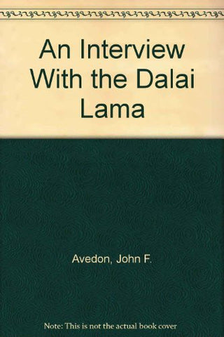 An Interview With the Dalai Lama