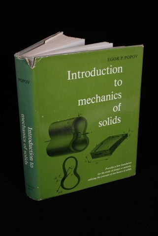Introduction to Mechanics of Solids