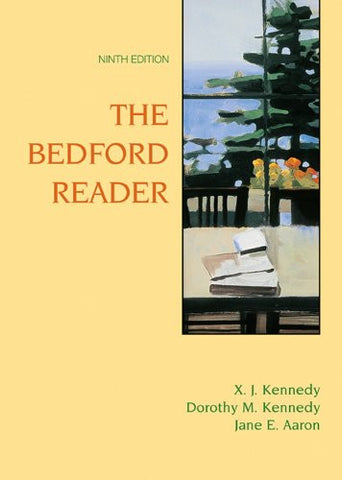 Bedford Reader: High School Reprint