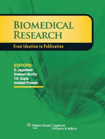 Biomedical Research From Ideation to Publication