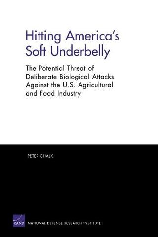 Hitting America's Soft Underbelly: The Potential Threat of Deliberate Biological Attacks Against the U.S. Agricultural and Food Industry
