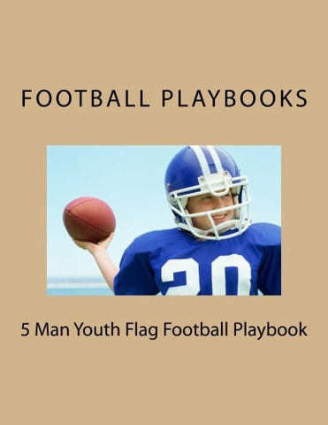 5 Man Youth Flag Football Playbook