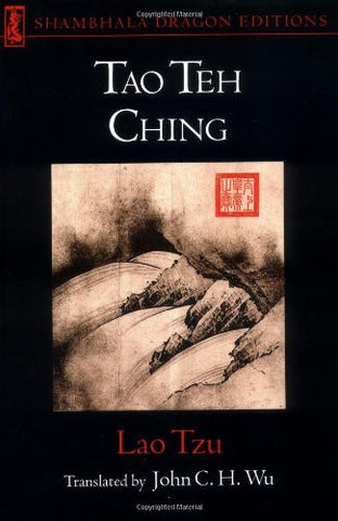 Lao Tzu: Tao Te Ching (Shambhala Dragon Editions)