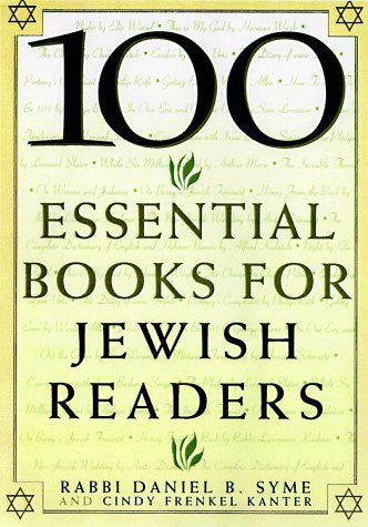 100 Essential Books For Jewish Readers
