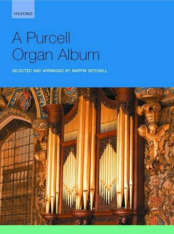 A Purcell Organ Album