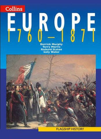 Europe 1760–1871 (Flagship History)