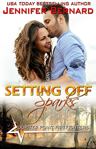 Setting Off Sparks (Jupiter Point) (Volume 4)
