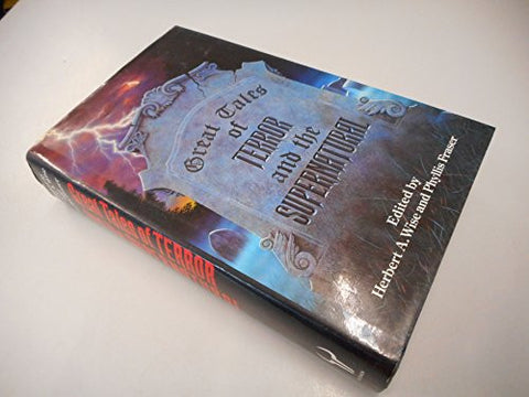 Great Tales of Terror and the Supernatural (Modern Library (Hardcover))