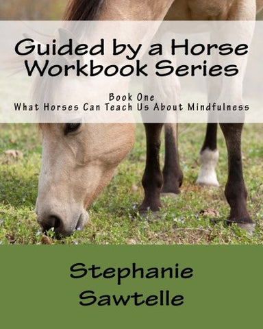 Guided by a Horse Workbook Series: Book One, What Horses Can Teach Us About Mindfulness (Volume 1)