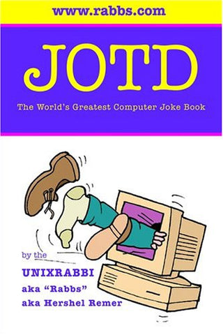 JOTD The World's Greatest Computer Joke Book