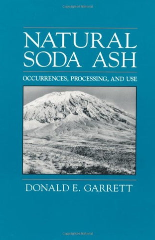 Natural Soda Ash: Occurrences, process and use