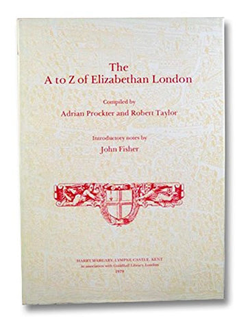 A to Z of Elizabethan London