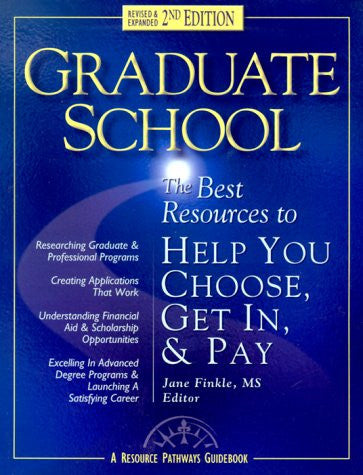 Graduate School, Second Edition
