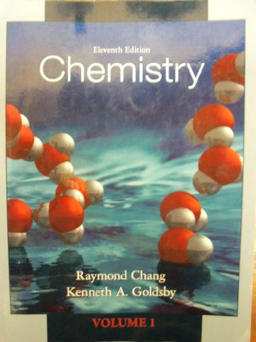 Chemistry, 11th Edition (WCB Chemistry)